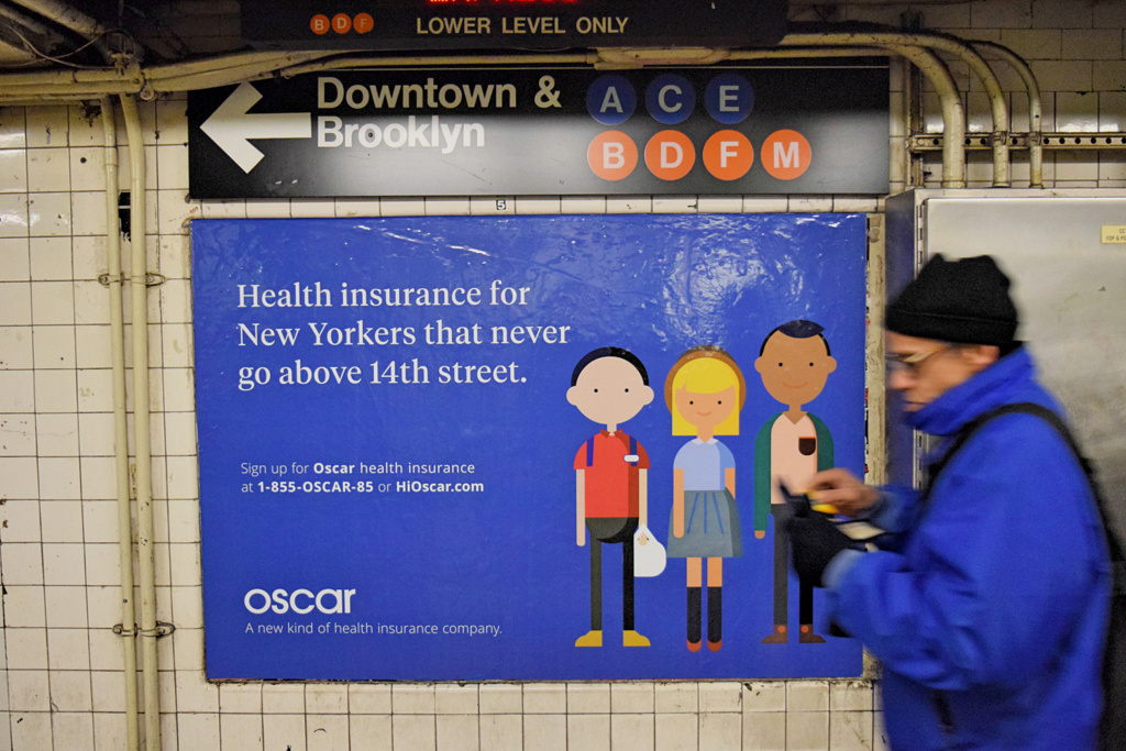 Oscar Health Insurance - Jill // Creative Director/ AD