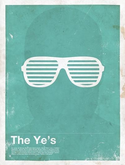Designspiration — Framework – Eyewear Made Famous Posters | Frame Geek