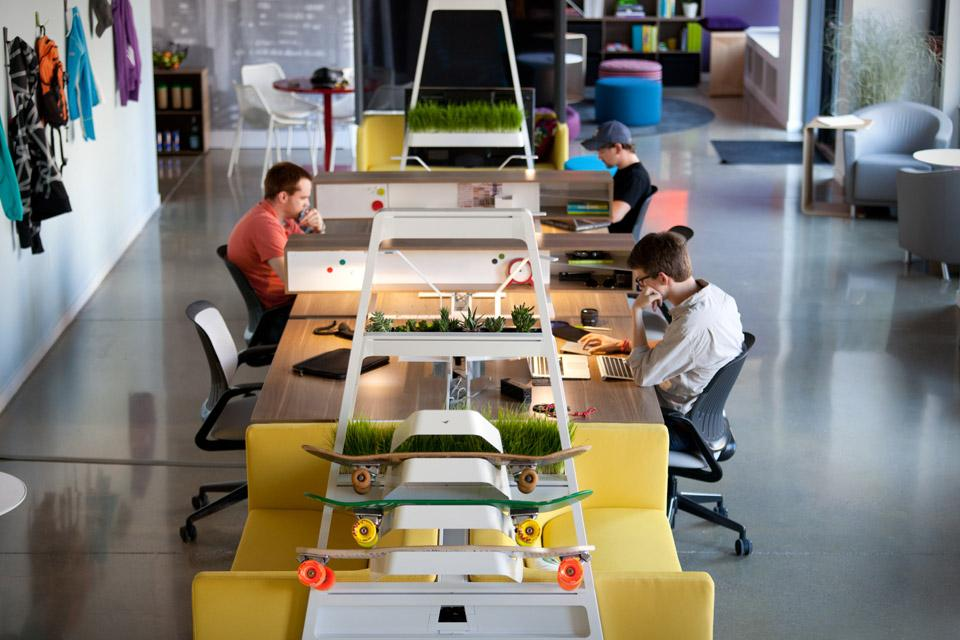 Turnstone Bivi Office Furniture | Uncrate
