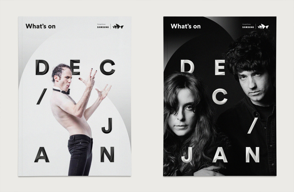 Brand New: New Identity for Sydney Opera House by Interbrand and Collider