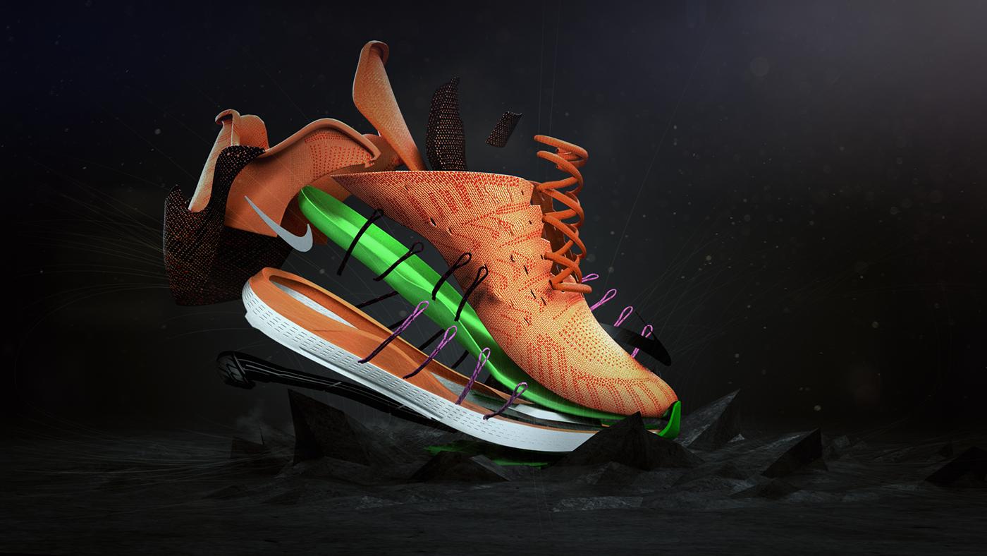 Nike Air Zoom Elite 8 on