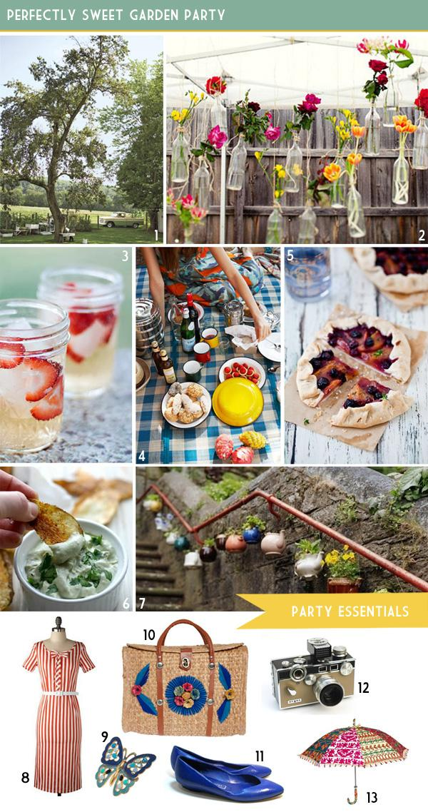 bliss!: inspiration boards