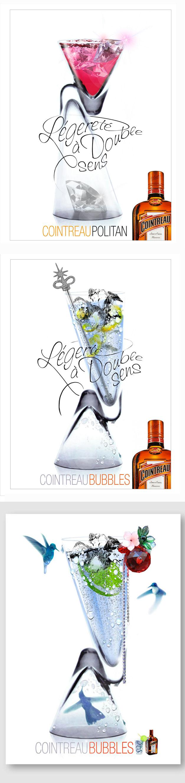Cointreau Bubbles | Agence VERTU