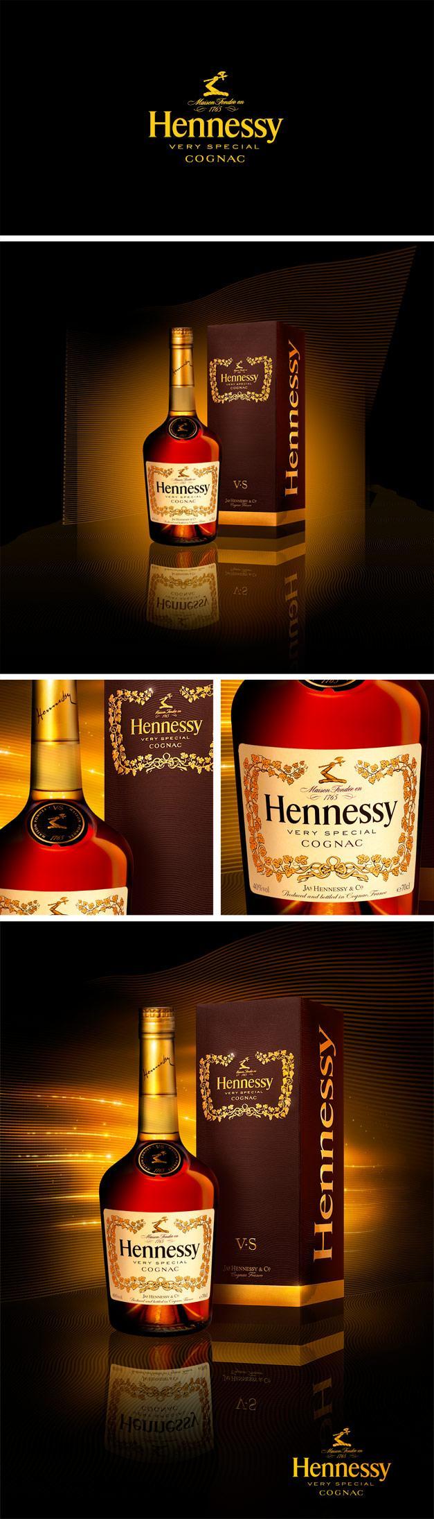 Hennessy VS | Agence VERTU