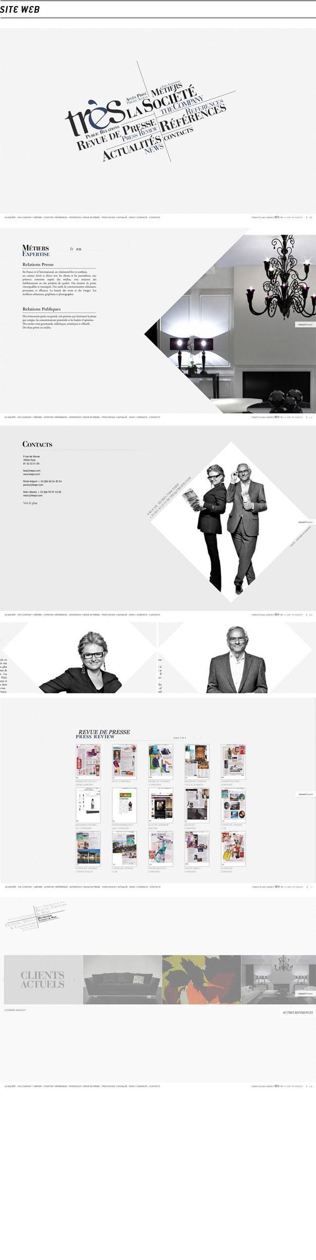 tres | Agence VERTU