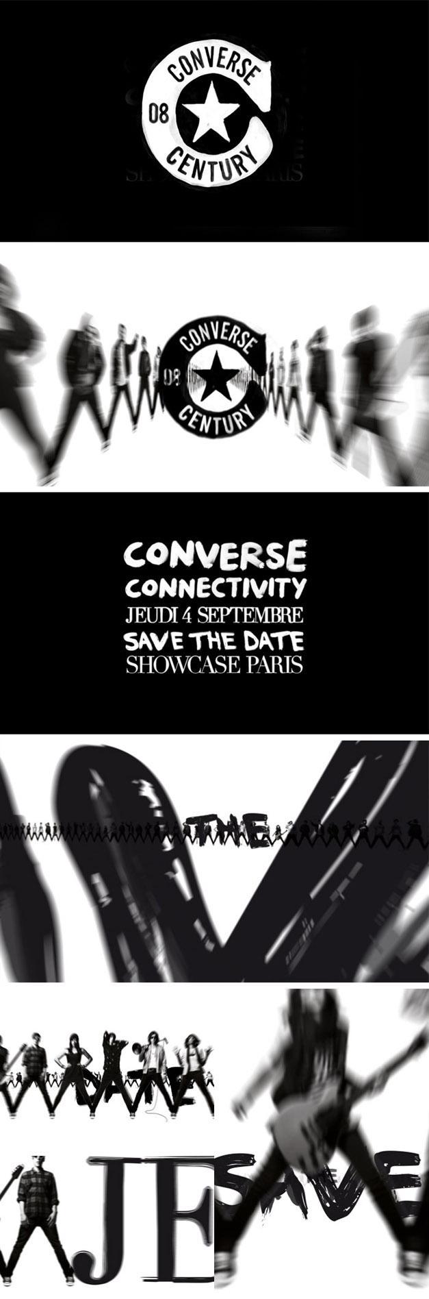 converse | Agence VERTU