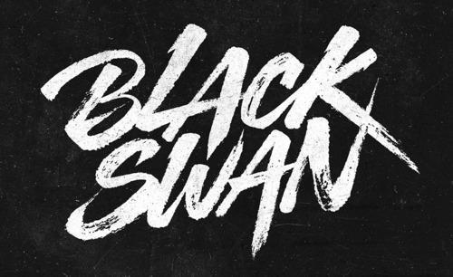 Typeverything.com Black Swan par Luca Barcellona. - Typeverything