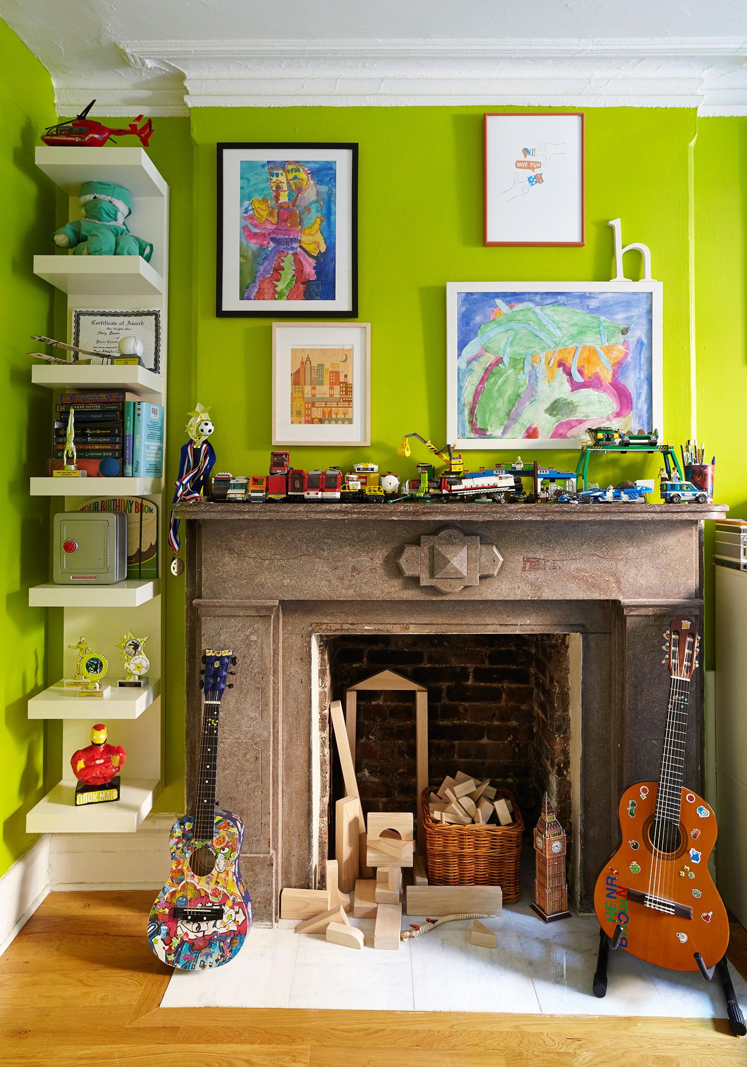 Beauty in a Rental Property: PJ Mehaffey Transforms a Brooklyn Brownstone | Rue