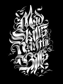 Type and wise words / All sizes | MAD SKILLS | Flickr - Photo Sharing!