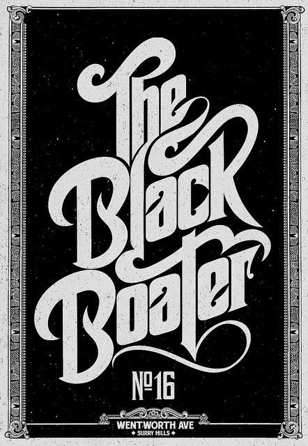 The Black Boater | Flickr: partage de photos!