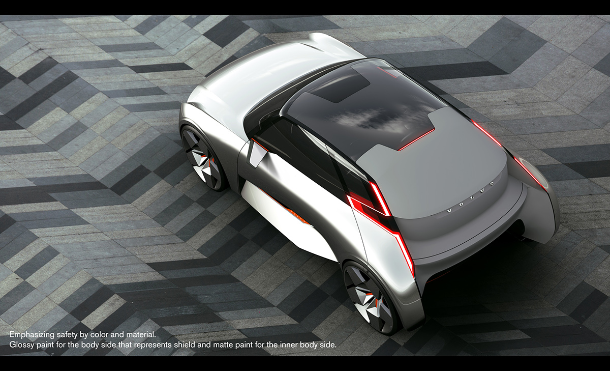 Volvo - Premium City Car on