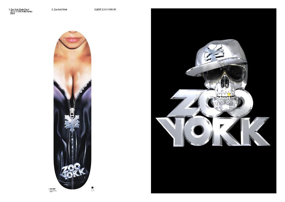Toutes les tailles | ZOO YORK ARTIST SERIES | Flickr: partage de photos!