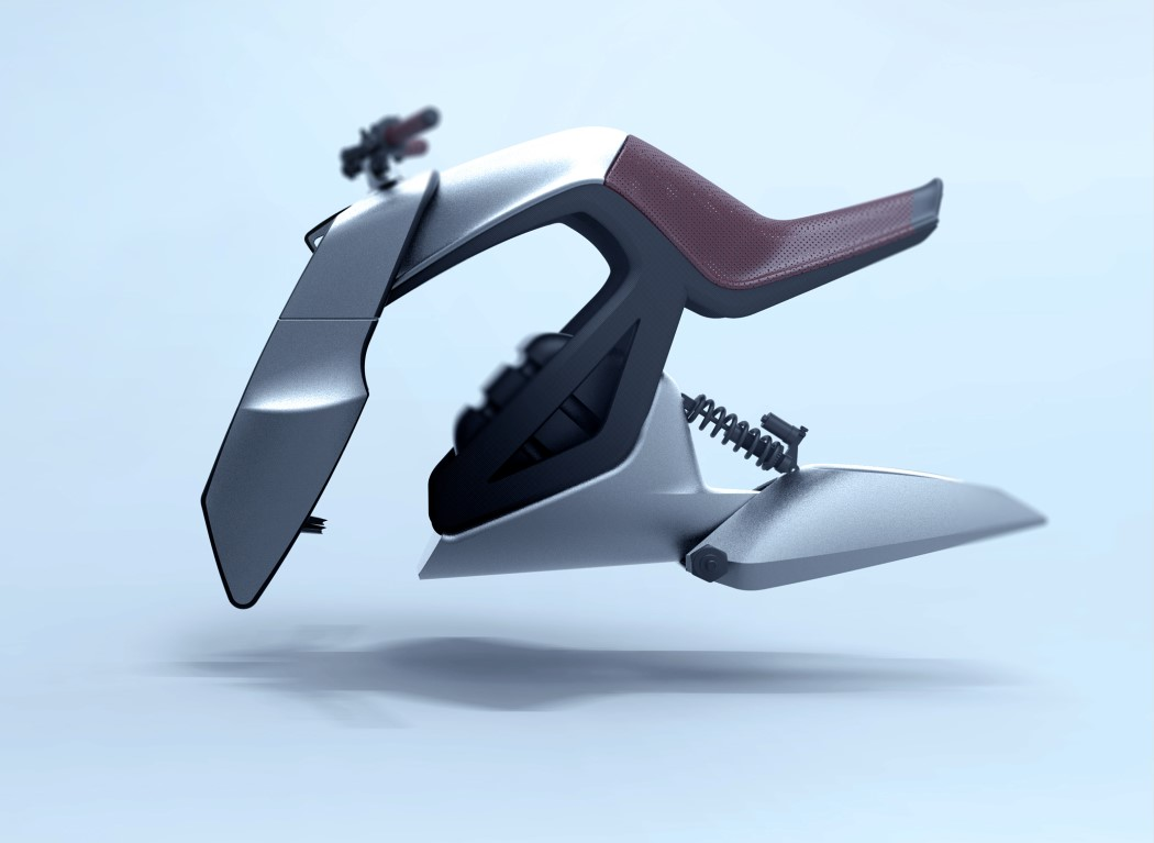 The Harambe Bike | Yanko Design