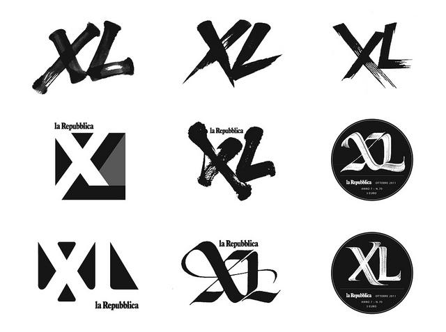 XL logo - work in progress | Flickr : partage de photos !