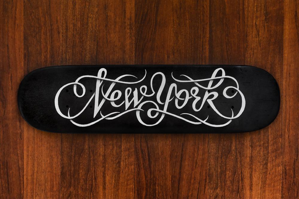 Toutes les tailles | New York skateboard (full view) | Flickr: partage de photos!