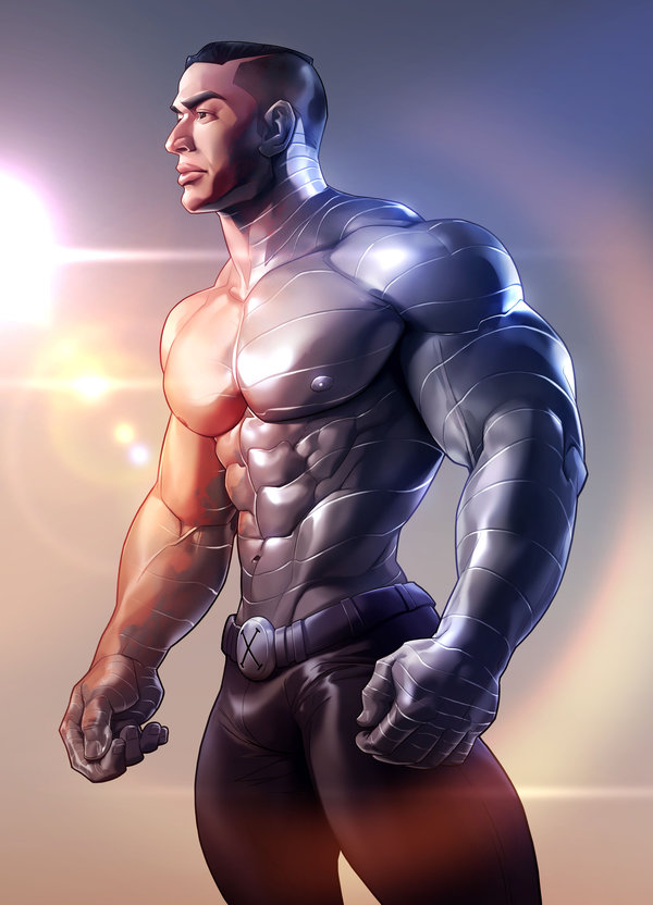 Colossus by silverjow on DeviantArt
