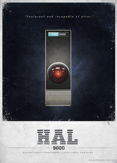 Designspiration — HAL 9000 Advertisment | Flickr - Photo Sharing!