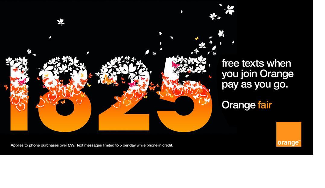 Non-Format - Orange