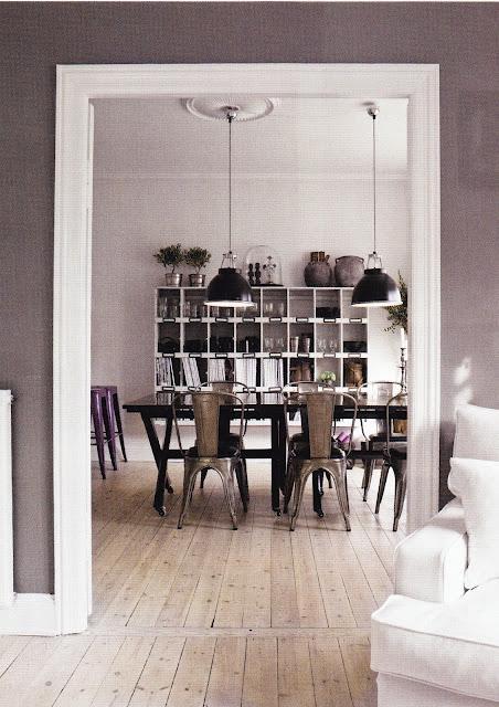 French By Design: Grey+Black+White
