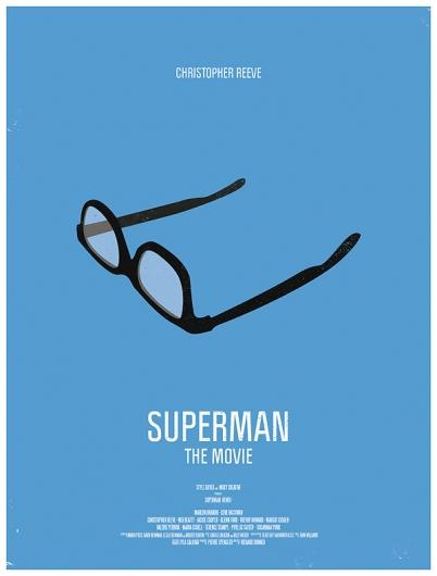 Designspiration — 10 Movie Posters Inspired by Men's Style | Everyguyed
