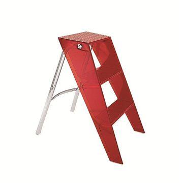 Kartell Upper Step Ladder - Style # 7030, Contemporary Benches, Modern Stools, Contemporary Stools, Modern Benches at SWITCHmodern.com