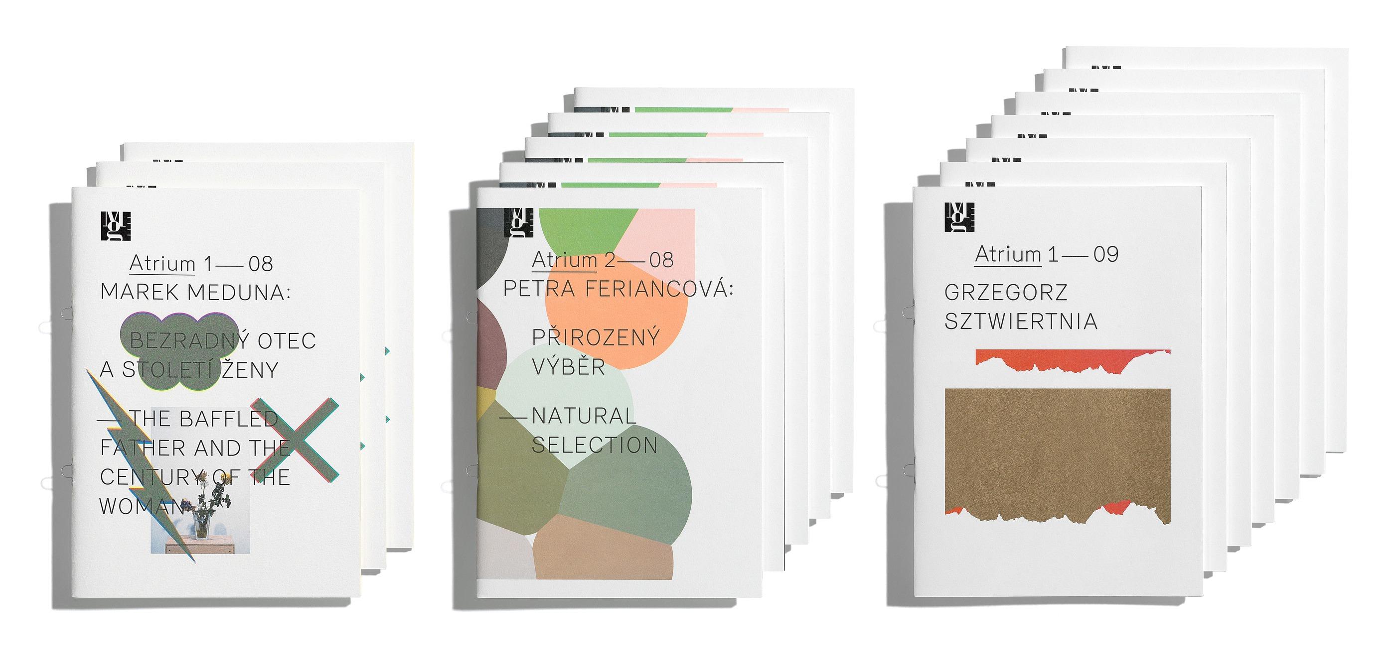 RP - Work - 'Atrium' Catalogues B