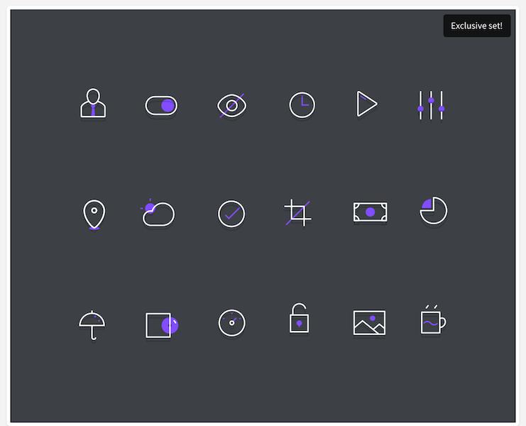 Top 32 Free Icon Sets for Adobe Illustrator 2016 - Colorlib