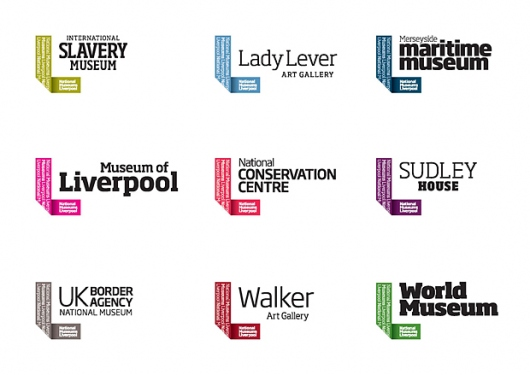Designspiration — New Work: National Museums Liverpool | New at Pentagram | Pentagram