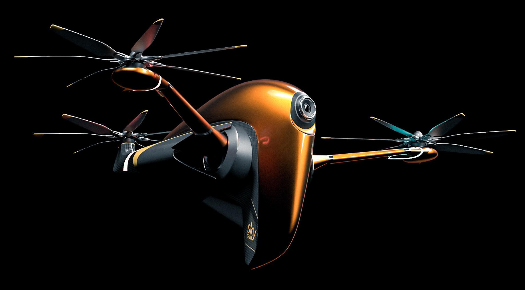 UAV Concept on