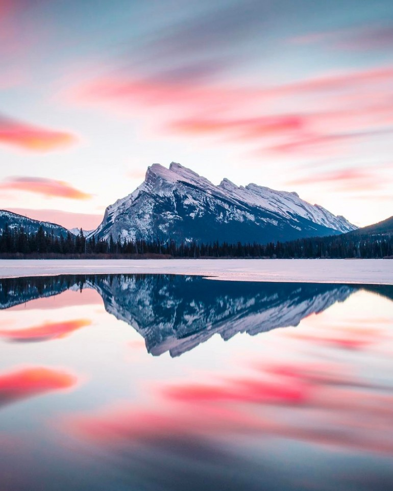 Banff National Park by Stevin Tuchiwsky on Inspirationde