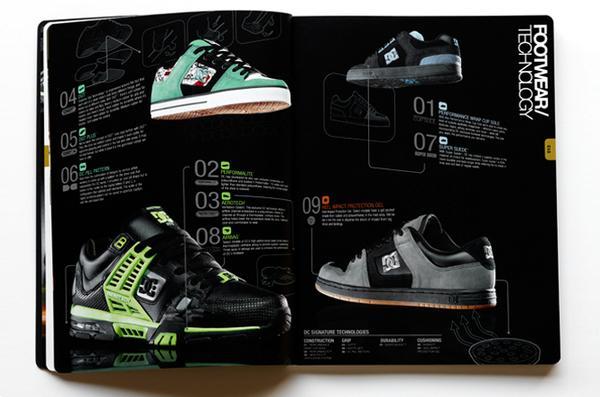 DC Shoes Catalogues sur le réseau