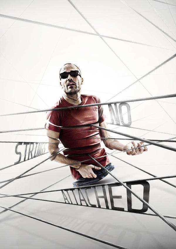 No Strings Attached sur le réseau