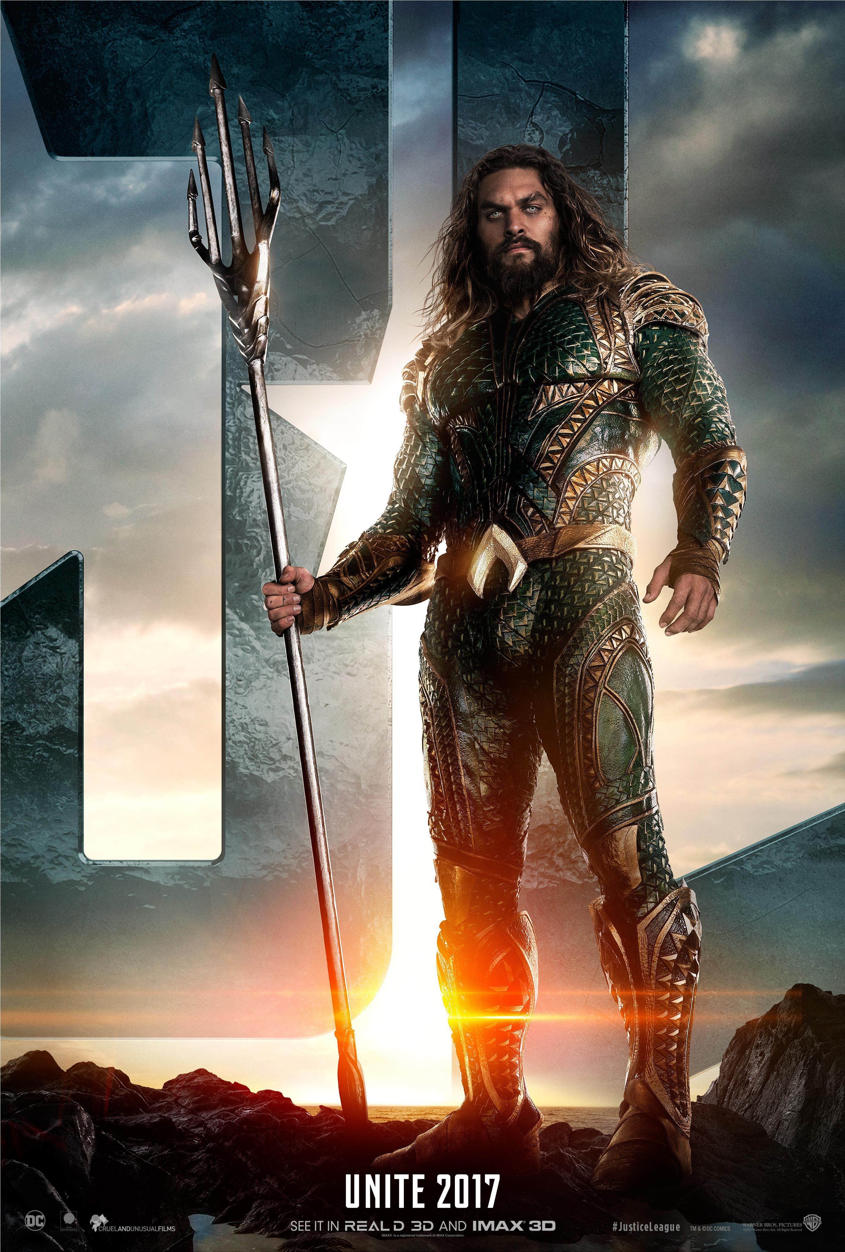 Aquaman-Justice-League-Character-Poster-HD.jpg (2764×4096)