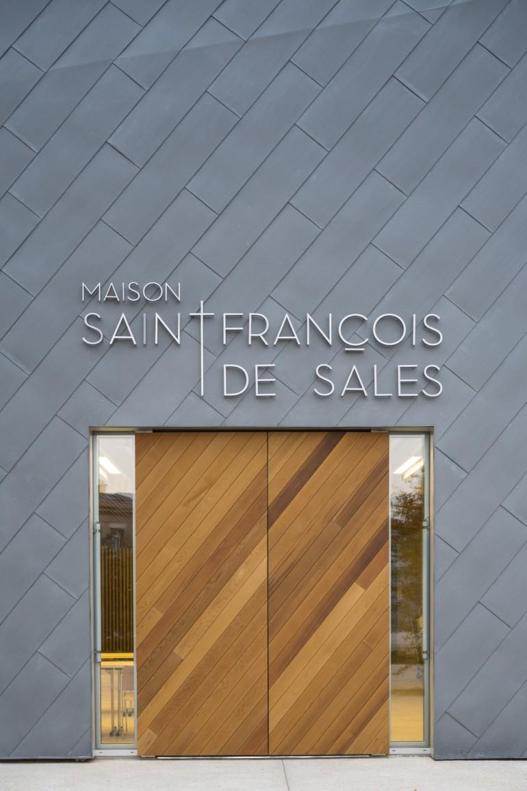 Catholic Pastoral Together / Brenac-Gonzalez Architecture Workshop on Inspirationde
