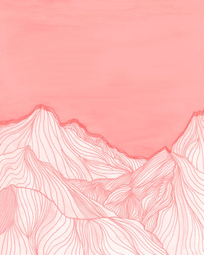 lines-in-the-mountains-pink-prints.jpg (700×875)