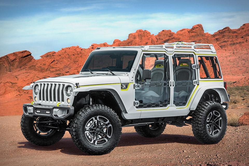 Jeep Easter Safari Concepts | Uncrate
