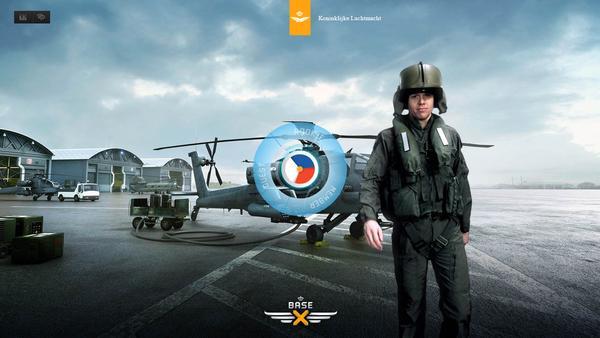 Royal Air Force - Base-X (mise à jour) sur le réseau