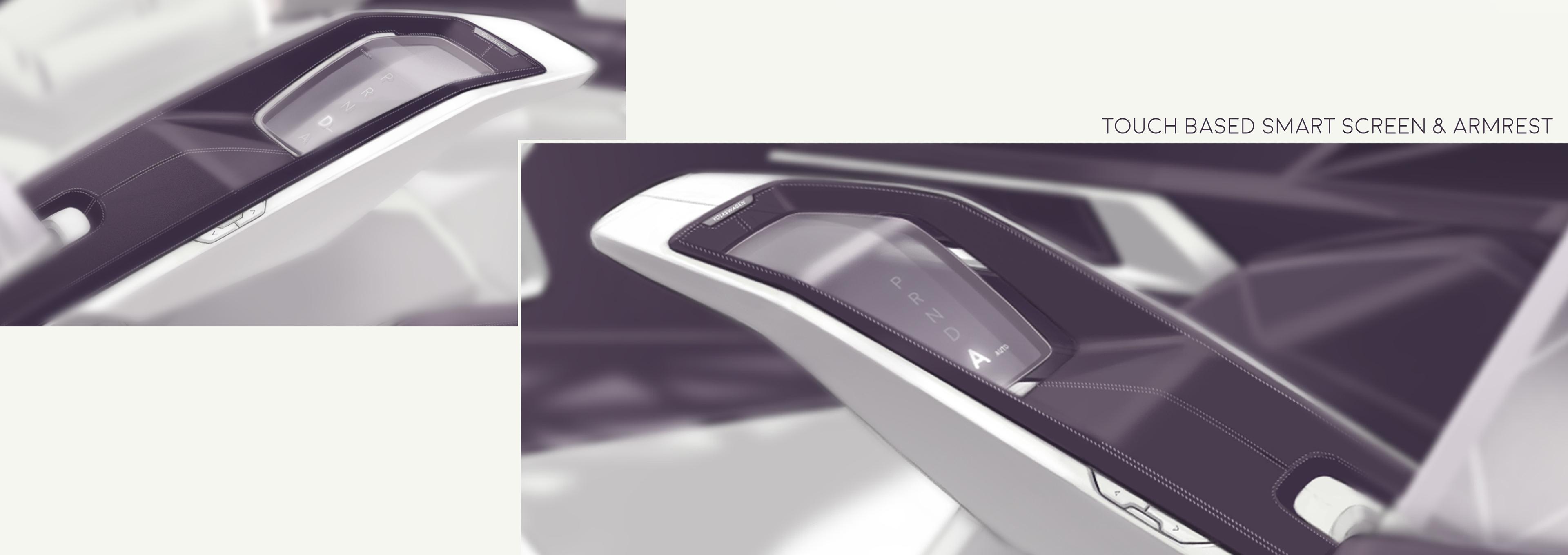 volkswagen interior project on