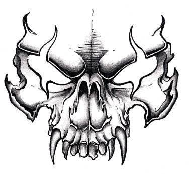 stock-photo-309905-art-skull.jpg (380×346)