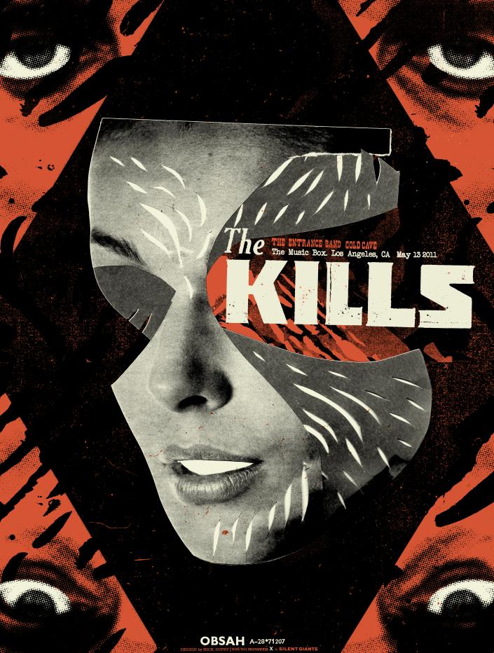 The Silent Giants — The Kills LA