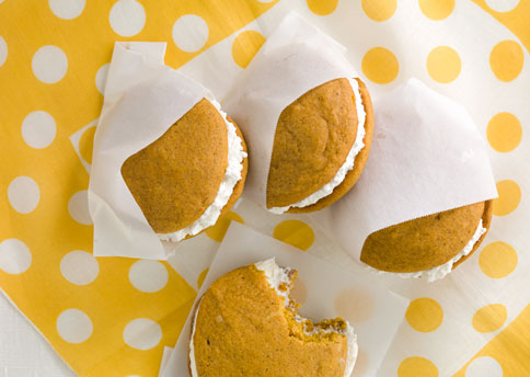 Pumpkin Desserts Slideshow: bonappetit.com