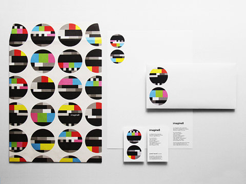Logo: Imagine8 « BP&O – Logo, Branding, Packaging & Opinion by Richard Baird
