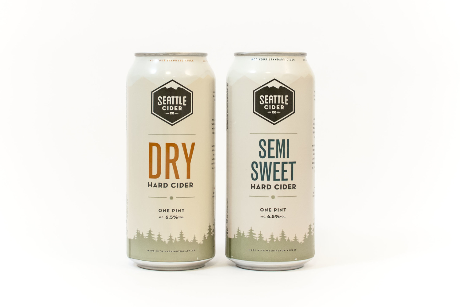 Seattle Cider Company — The Dieline