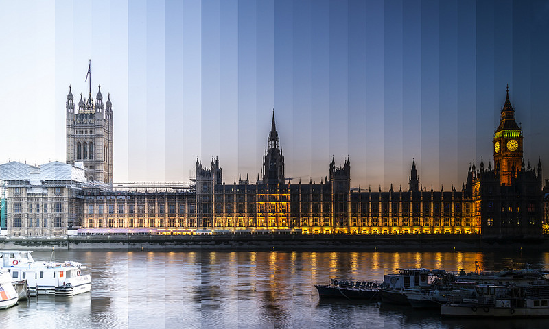 Time Slice: Iconic Buildings and Monuments Photographed Over Time by Richard Silver | Colossal