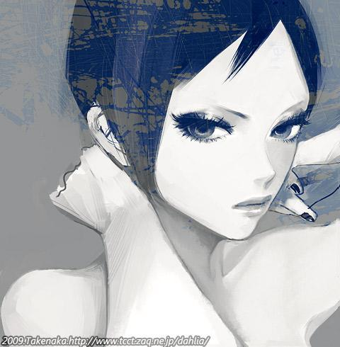 Illustrations by Takenaka | Cuded