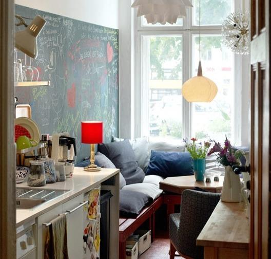 Space Saving Chic: Tiny Sinks in Tiny Kitchens   Apartment Therapy