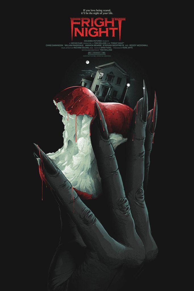 Fright Night by Matt Ryan Tobin