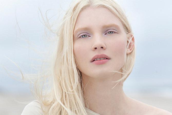 Paul De Luna – Blond Portrait « Whitezine | Design Graphic & Photography Inspirations
