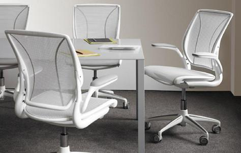 Diffrient World Chair from Humanscale - 3rings