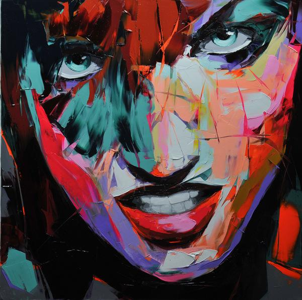 Artists Series - Francoise Nielly - Artists Inspire Artists